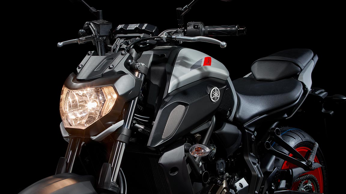 Yamaha MT-07 ABS 3