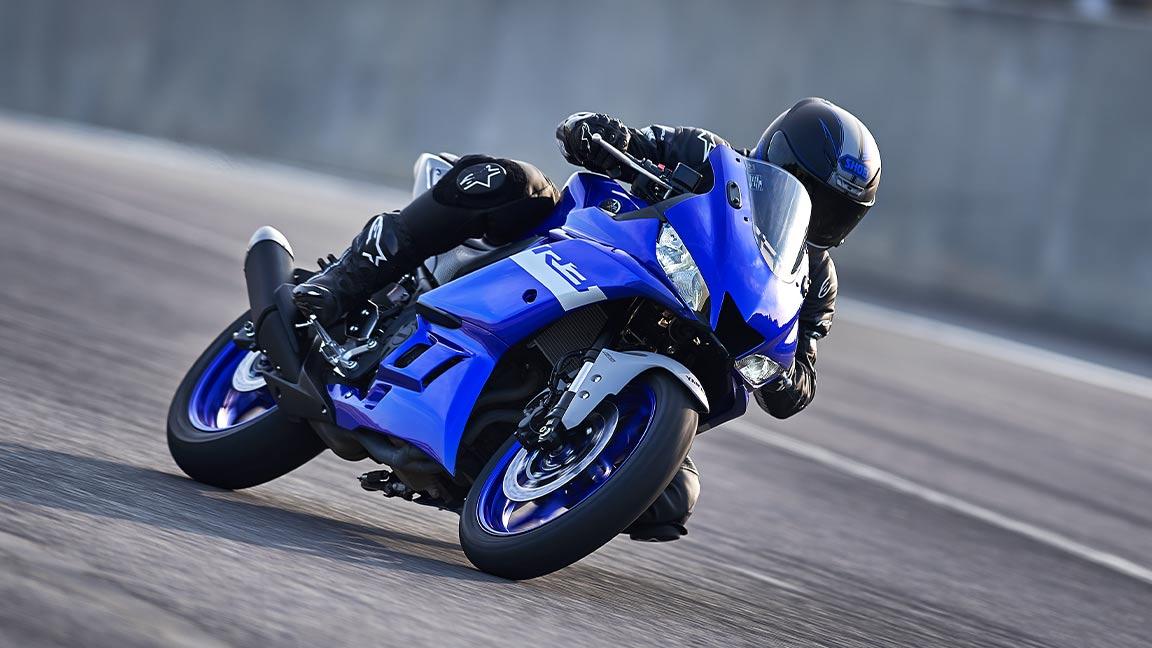 Yamaha R3 ABS 2