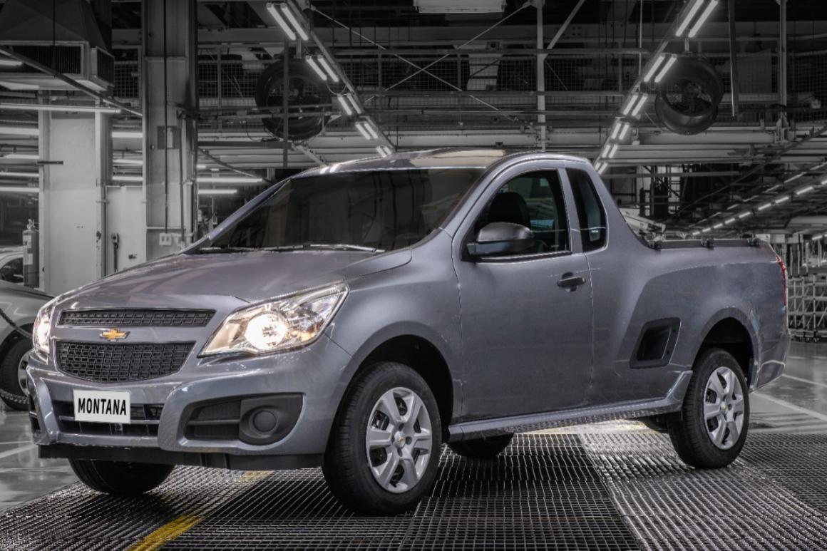 Chevrolet Montana vai crescer para encarar as novas picapes rivais