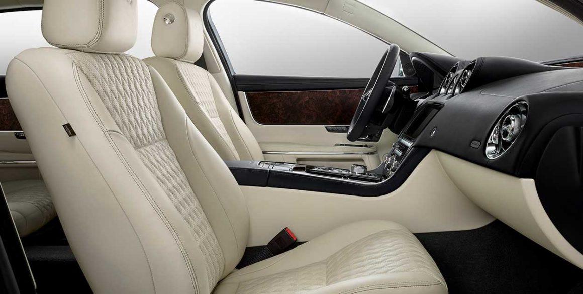 Jaguar-XJ-interior
