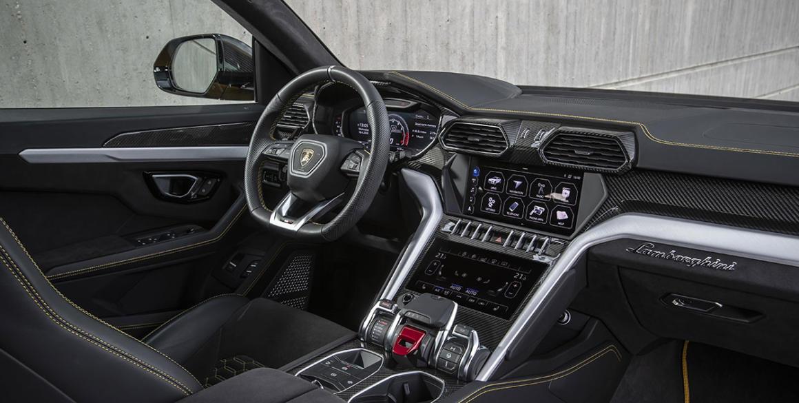Lamborghini Urus 0km Guia De Compras Jornal Do Carro