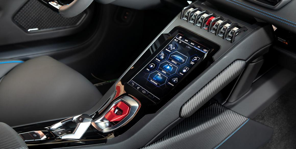 Lamborghini-Huracan-cambio