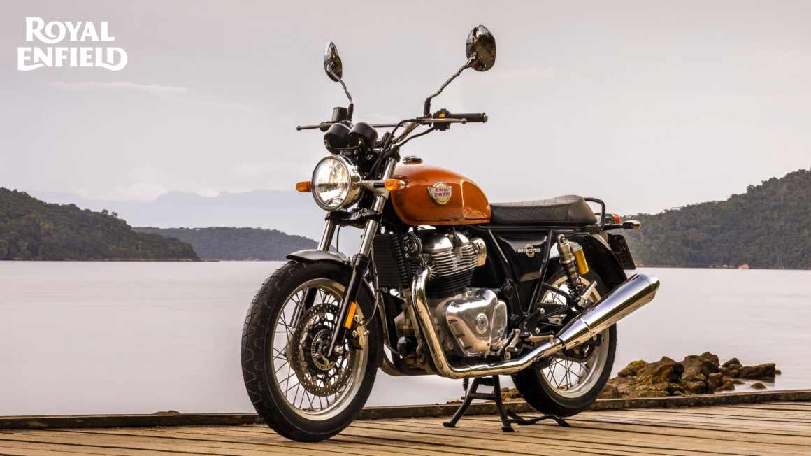 Royal Enfield INTERCEPTOR 2021 0