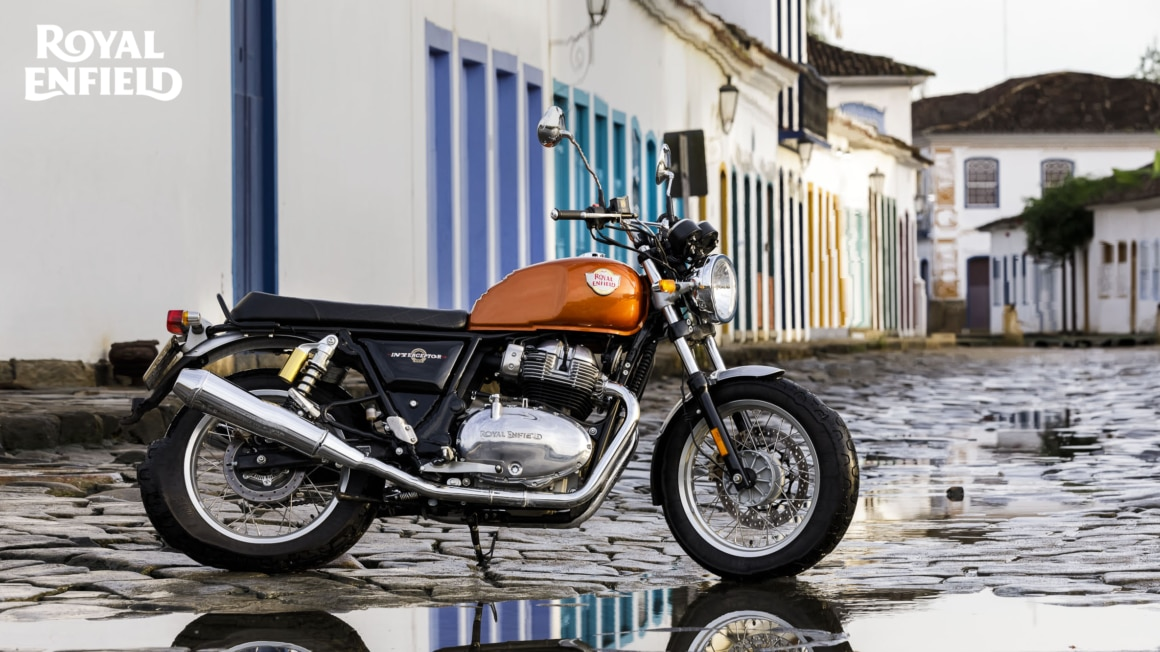 Royal Enfield INTERCEPTOR 2021 3