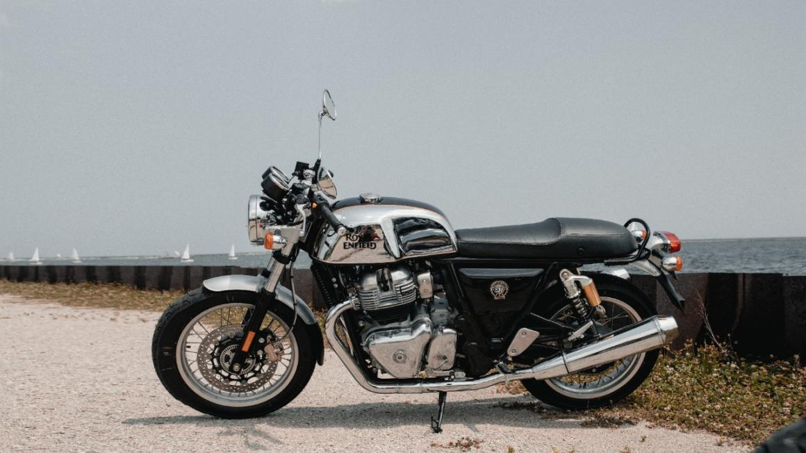 Royal Enfield CONTINENTAL GT 2021 0