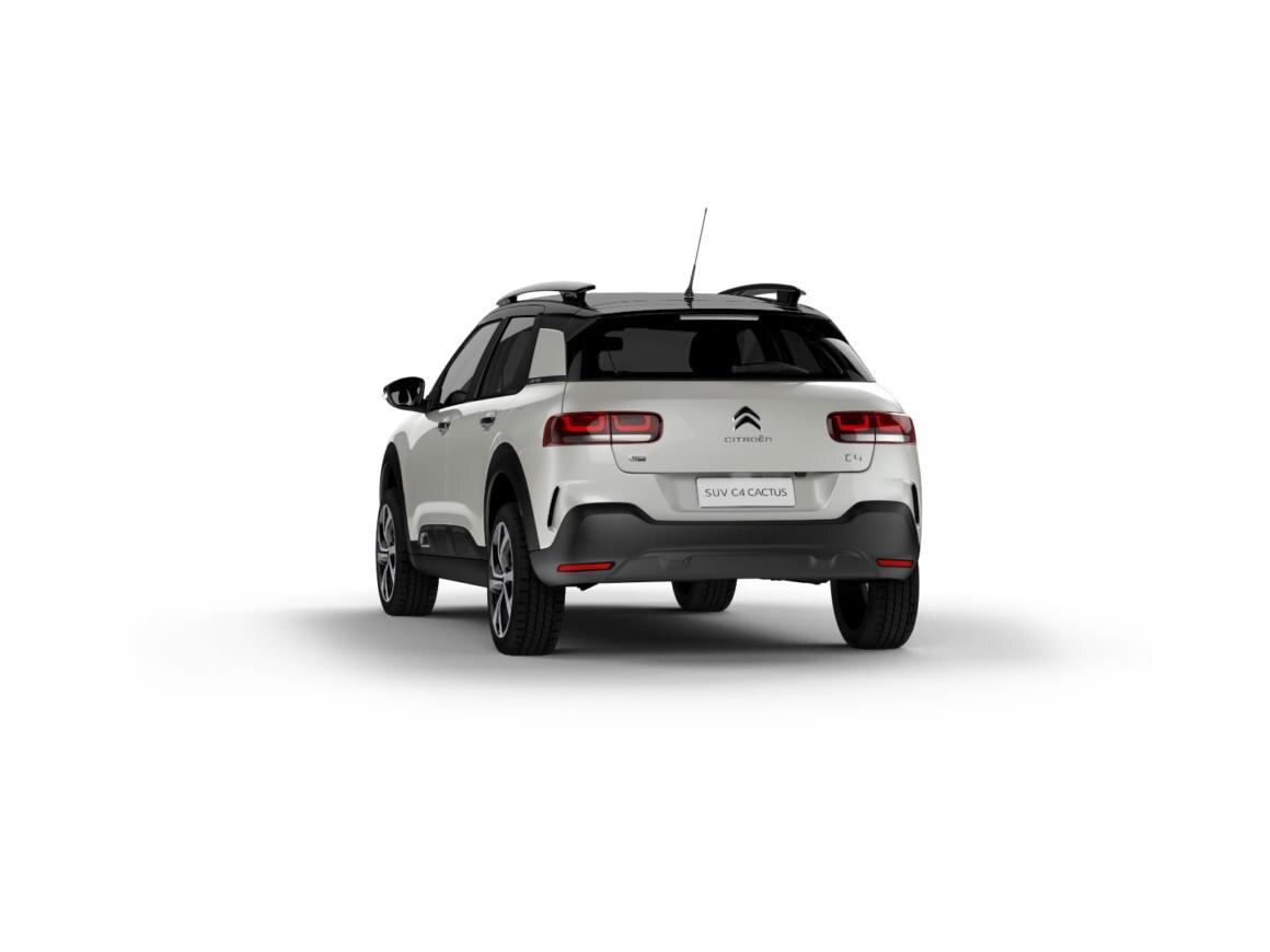 Citroën C4 Cactus SHINE 1.6 THP PACK AUTOMATICO 3