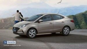 Hyundai HB20S Vision 1.0