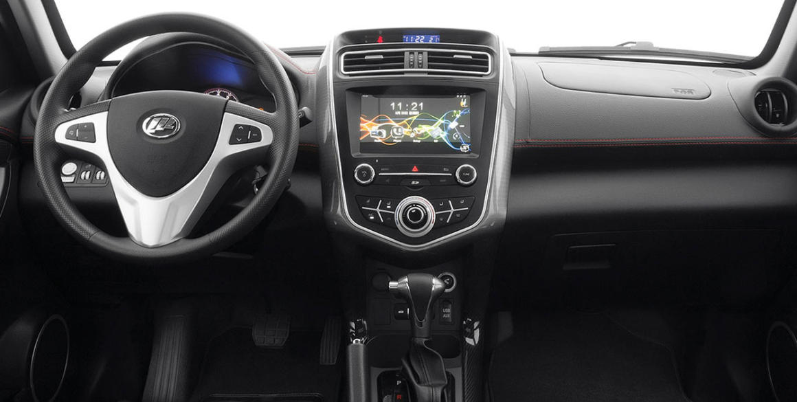 Lifan-X60-interior