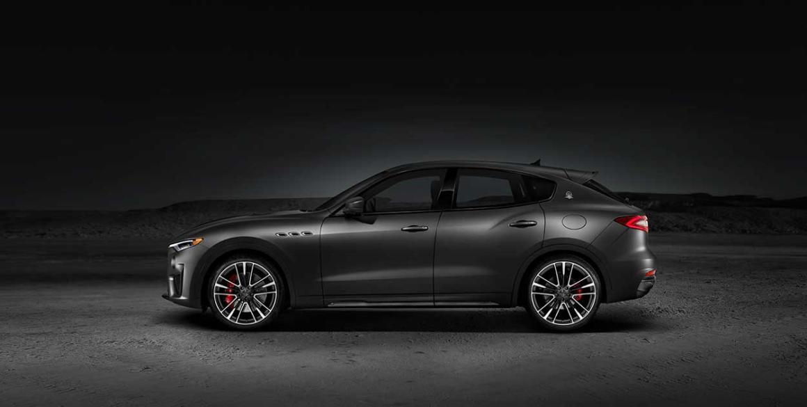 Maserati-Levante-lado