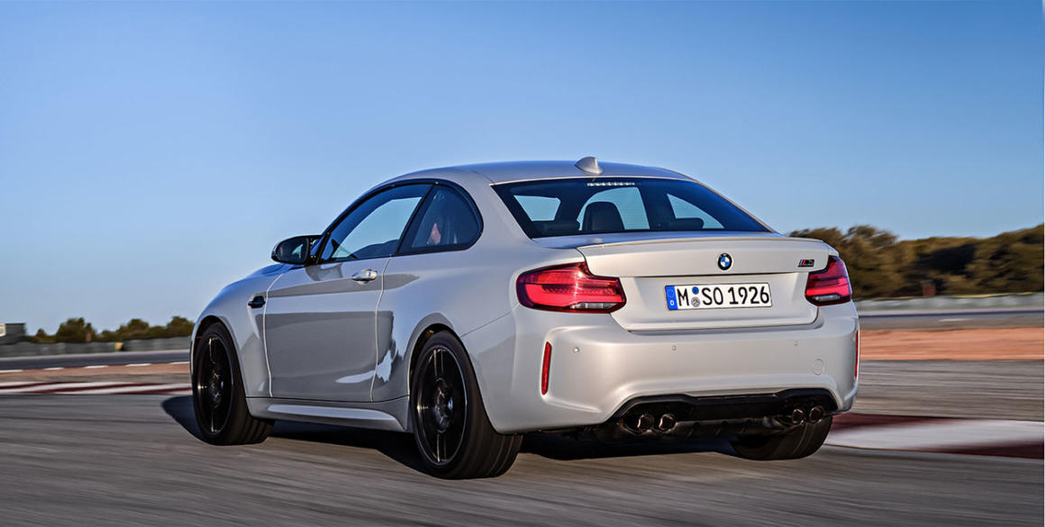 BMW-M2-tras