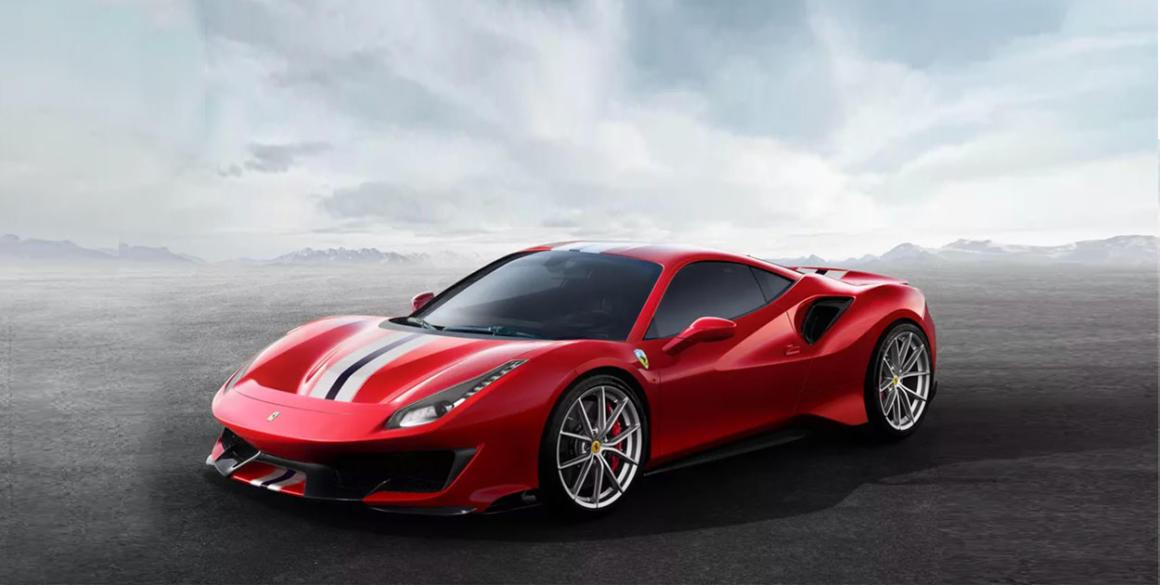 Ferrari-488-Pista-Frente