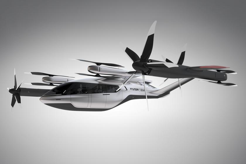 Hyundai promete lançar carros voadores a partir de 2028