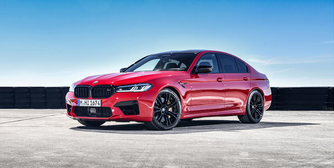 BMW-M5-lateral