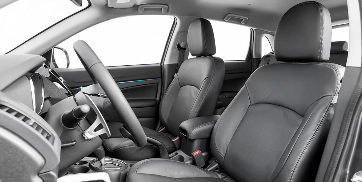 Mitsubishi-Outlander-sport-interior