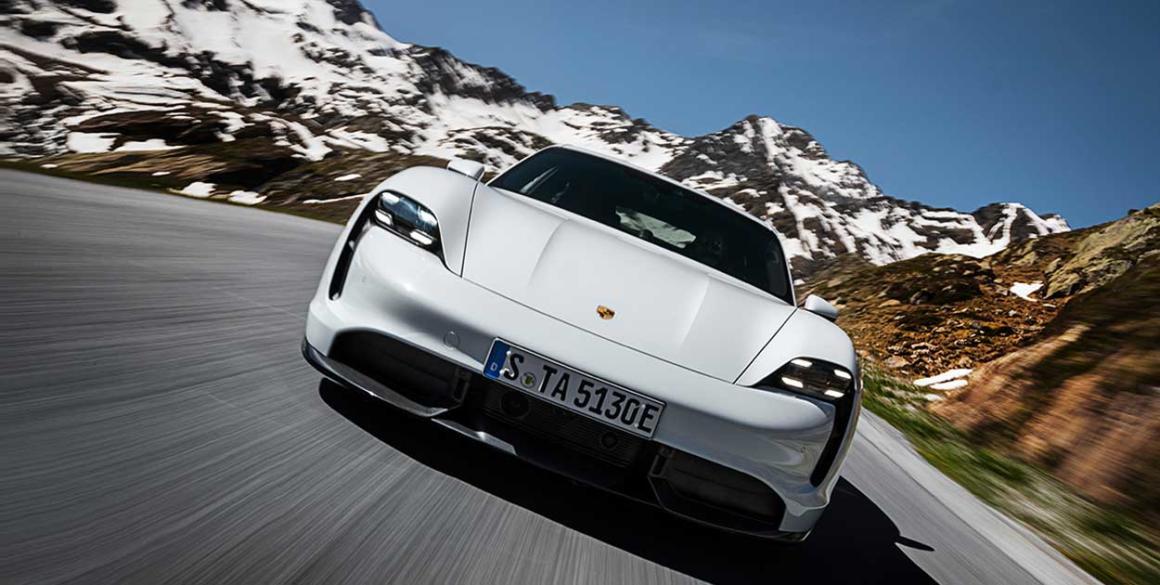 Porsche-Tycan-frente