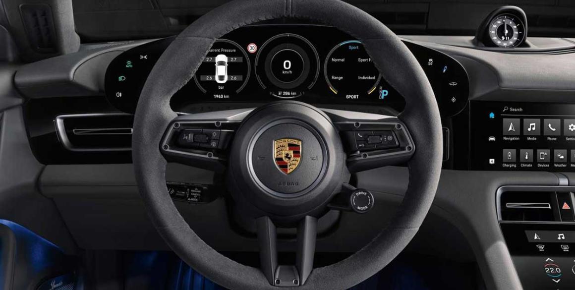 Porsche-Tycan-volante