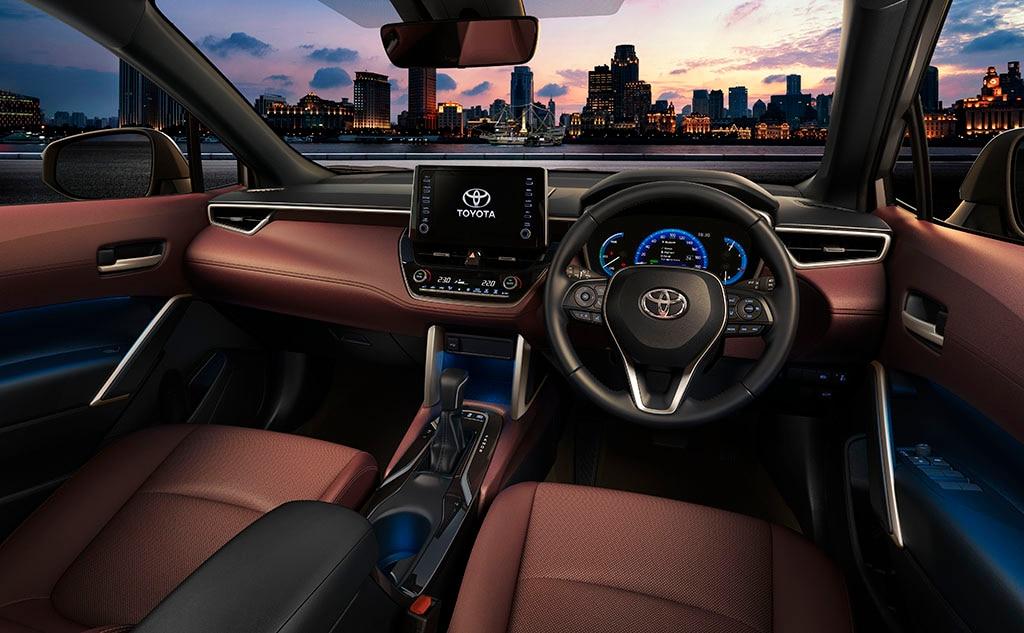 Resultado de imagem para Toyota Corolla Cross