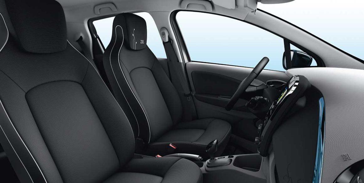Renault Zoe-interior