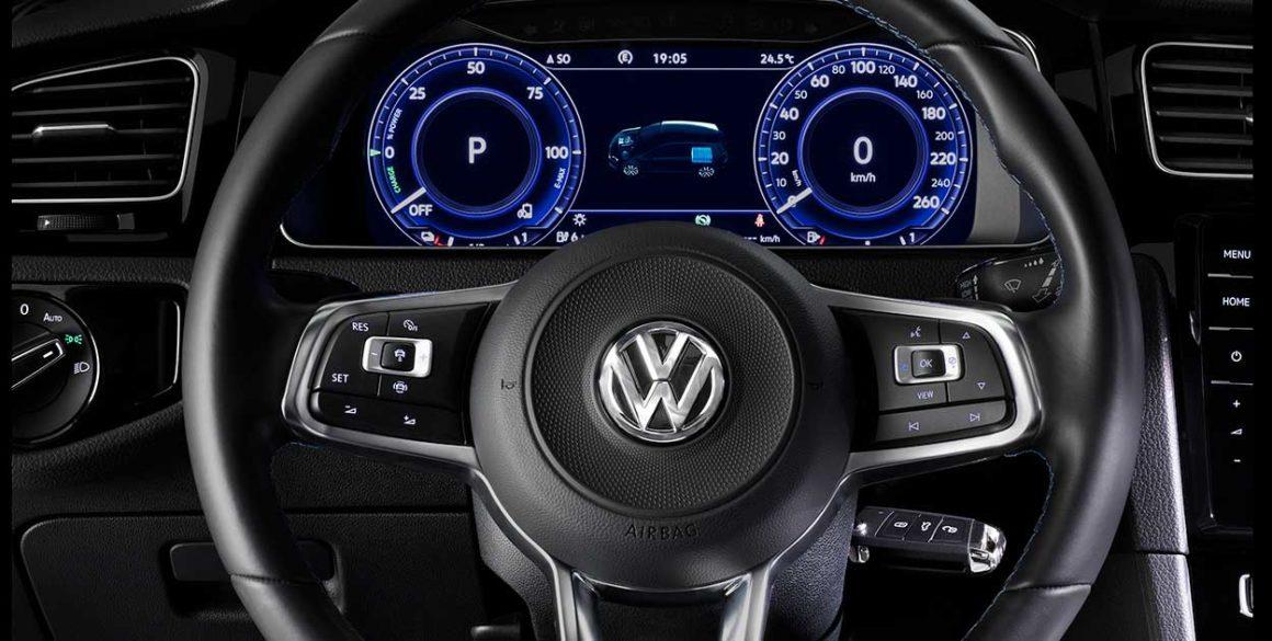 Volkswagen Golf-volante-