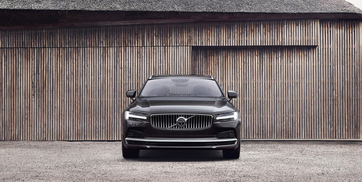 Volvo S90-frontal