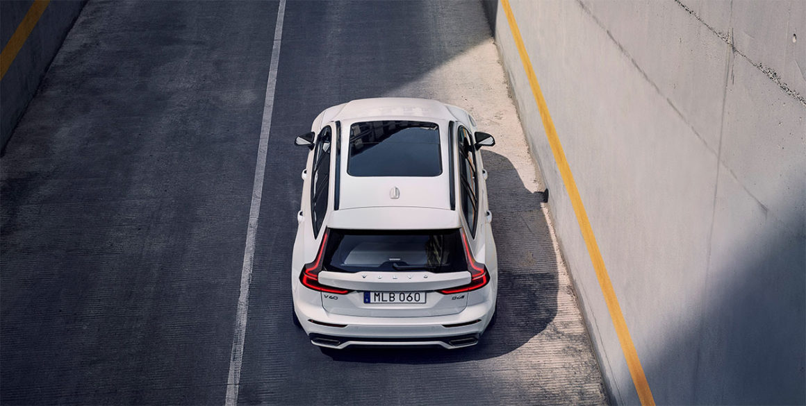 Volvo V60-cima