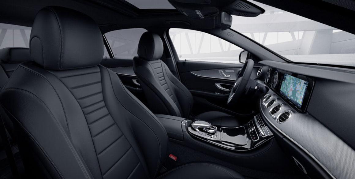Mercedes-Benz E300-interior
