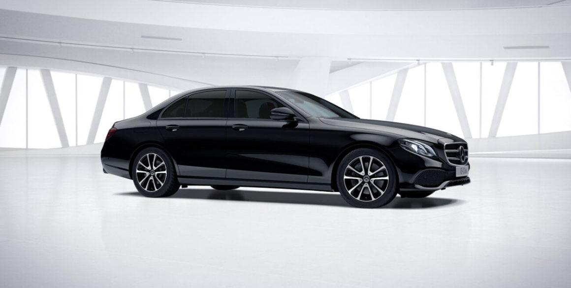 Mercedes-Benz E300-lado