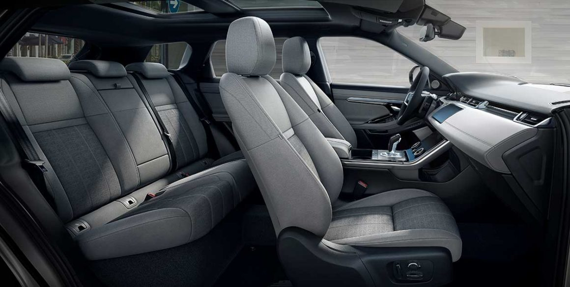 Land Rover Evoque-interior
