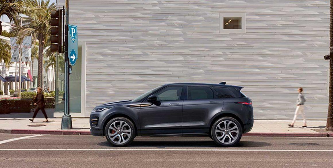 Land Rover Evoque-lado