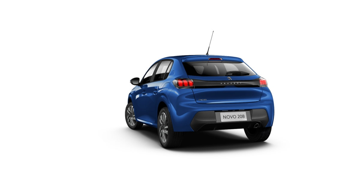 Peugeot New 208  Allure 1.6 AT 4