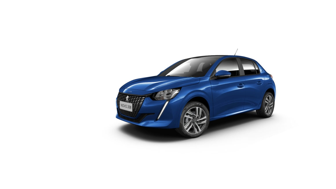 Peugeot New 208  Allure 1.6 AT 0