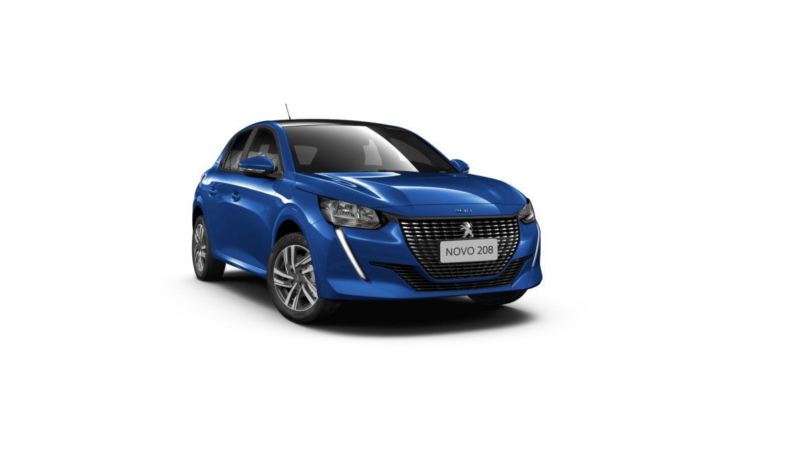 Peugeot New 208  Allure 1.6 AT 1