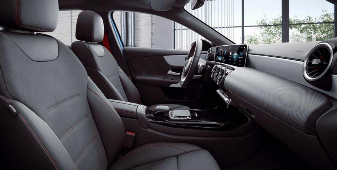Mercedes AMG-A35-interior2