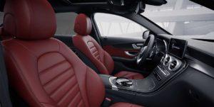 Mercedes C-300-interior