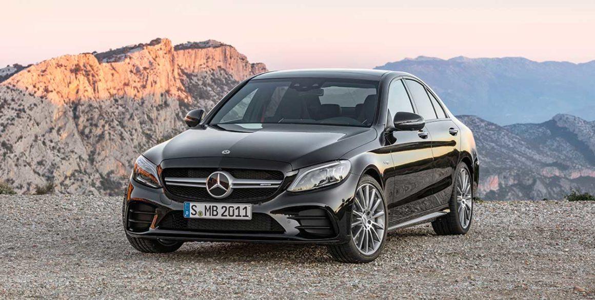 Mercedes AMG-C43-frente