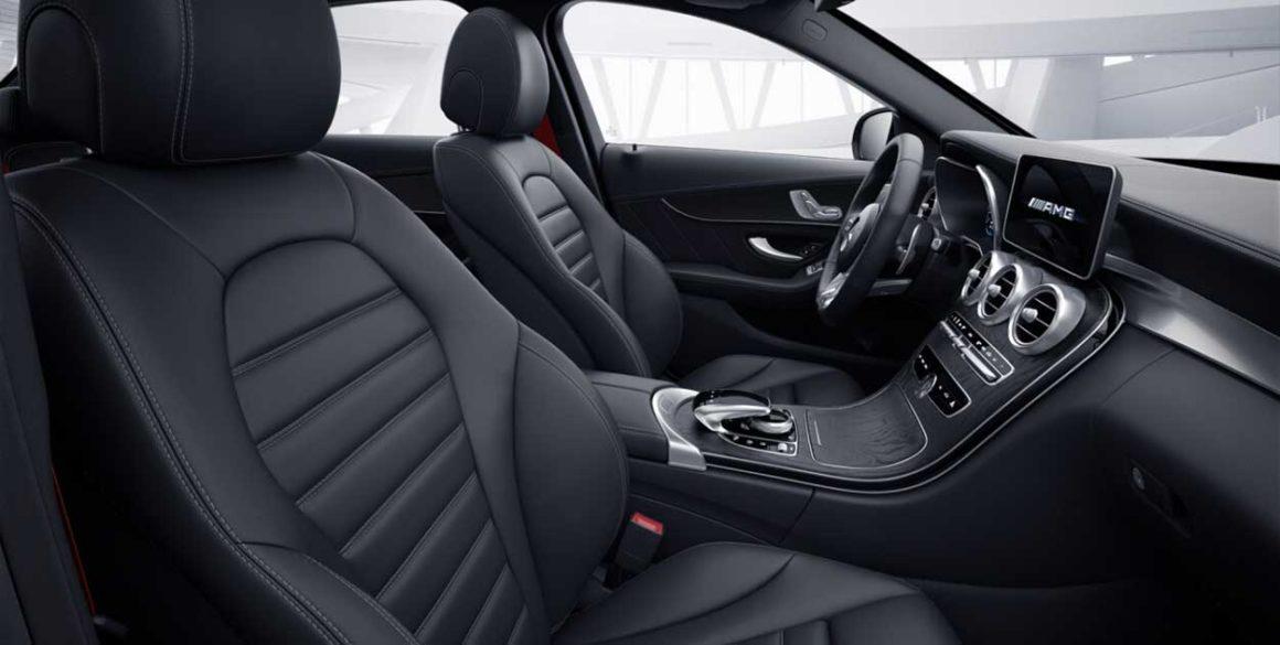 Mercedes AMG-C43-interior