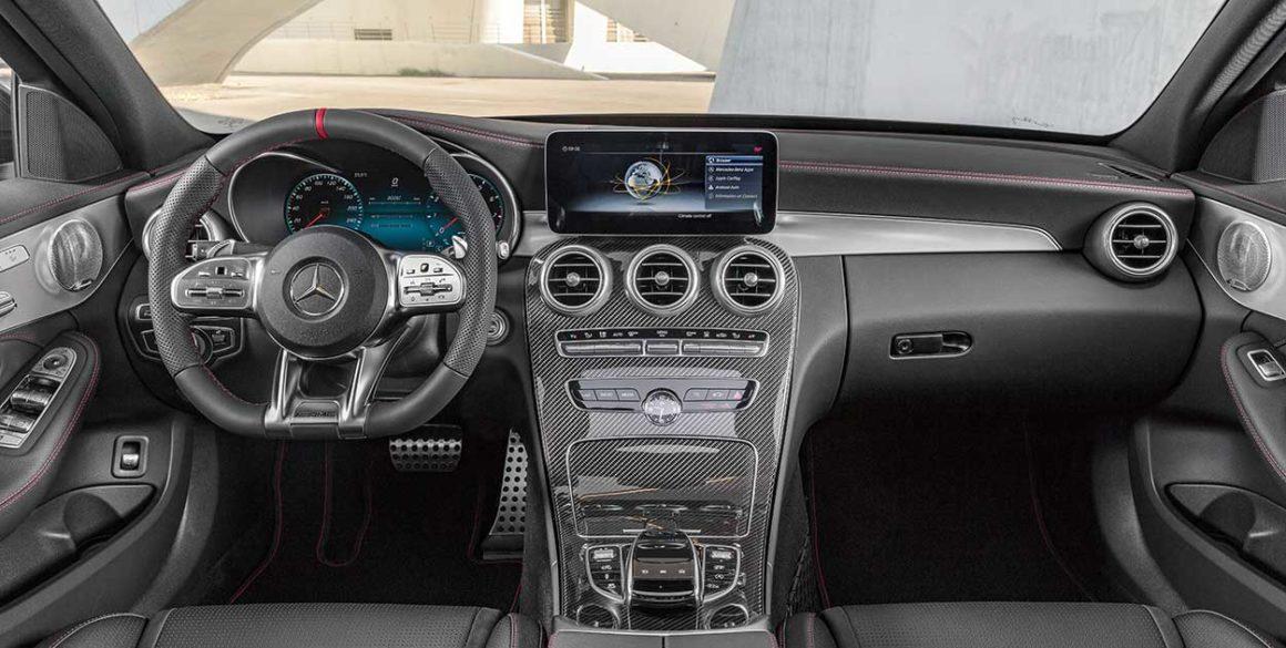 Mercedes AMG-C43-interior3