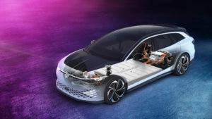 Volkswagen ID carros elétricos e híbridos