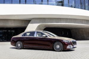 Mercedes Maybatch S 2021