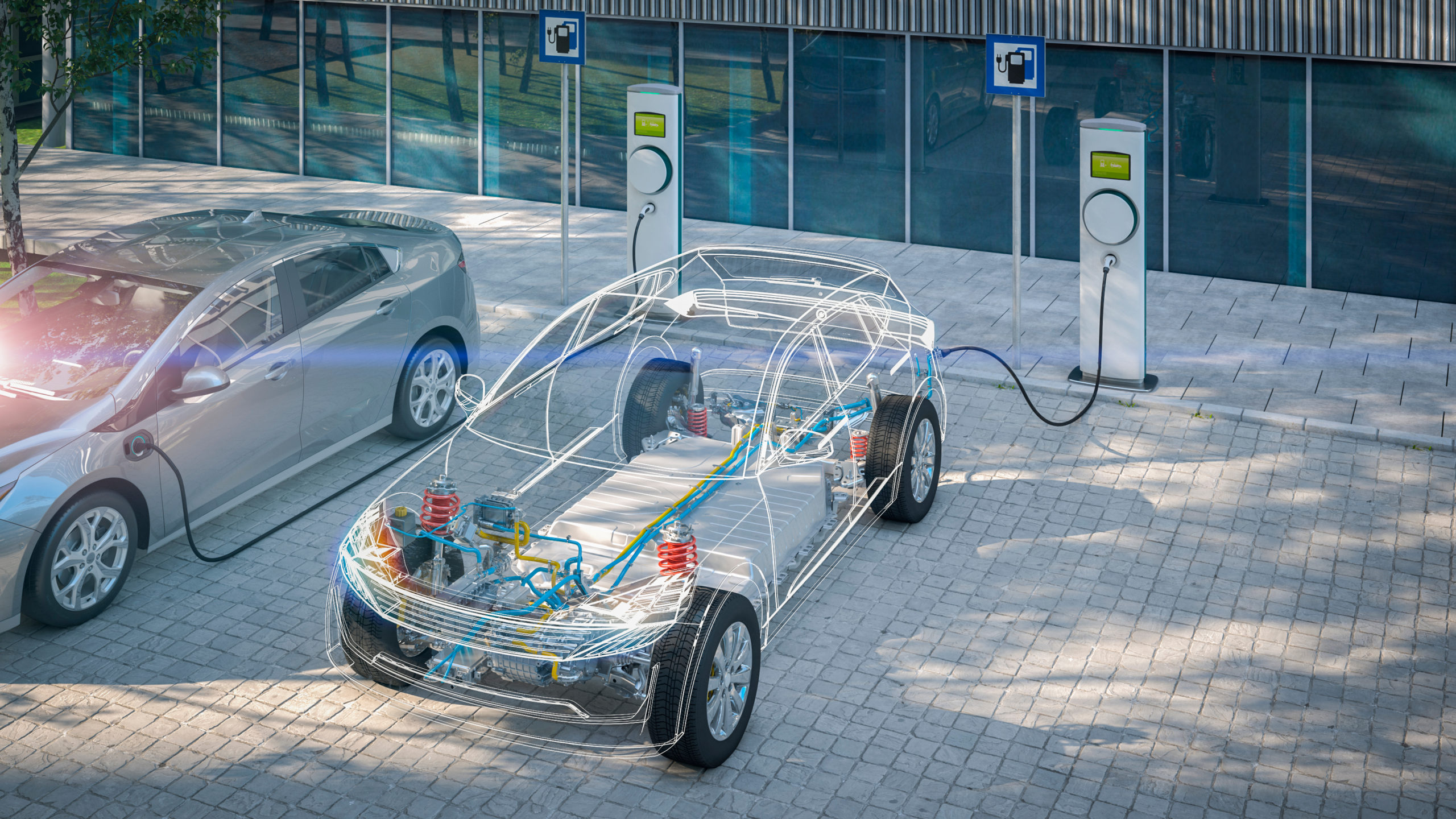 Preço da bateria que equipa carros elétricos é 87% mais barata do que em 2010