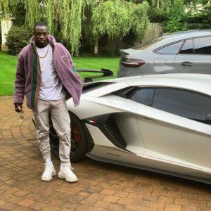 Jogador do Manchester City Benjamin Mendy pode perder Lamborghini Aventador SVJ