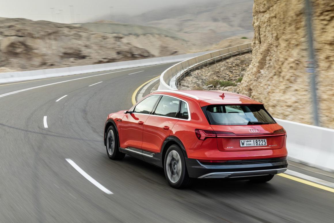 audi e-tron os melhores carros do brasil em 2020