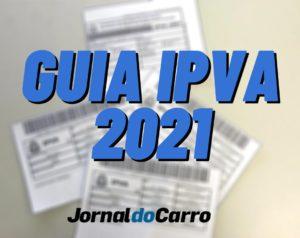 GUIA IPVA 2021