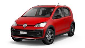 Volkswagen Up! entre os aposentados