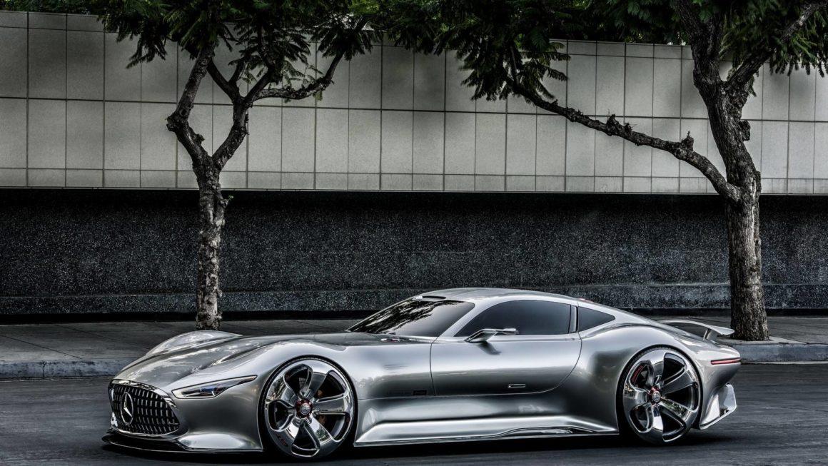 Mercedes AMG Vision GT Concept 2013