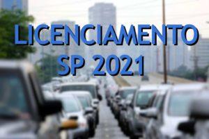Licenciamento 2021 SP