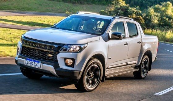 GM confirma novas Chevrolet S10 e Trailblazer no Brasil até 2023