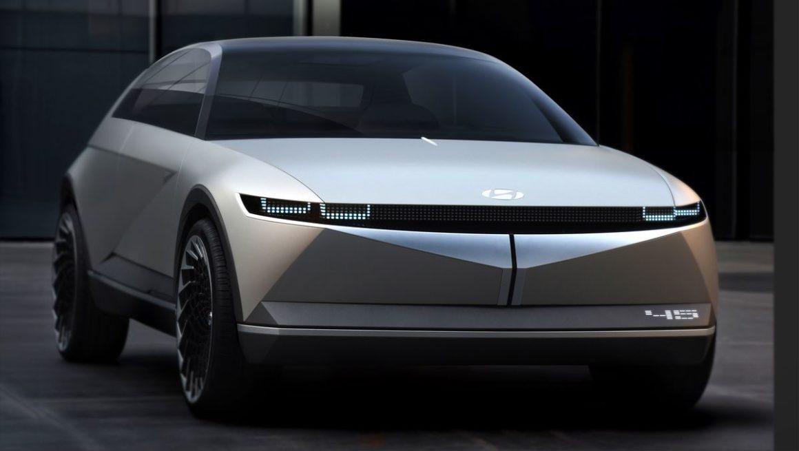 Hyundai Australia vaza imagem de IONIQ 5, futuro elétrico da Hyundai