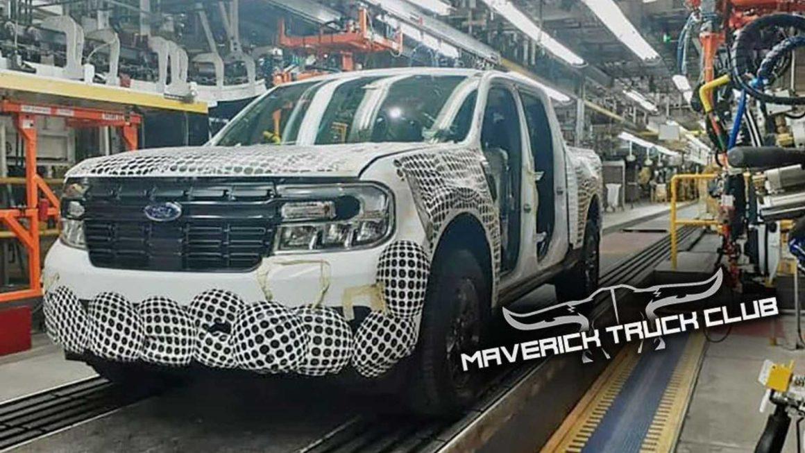 Ford Maverick picape
