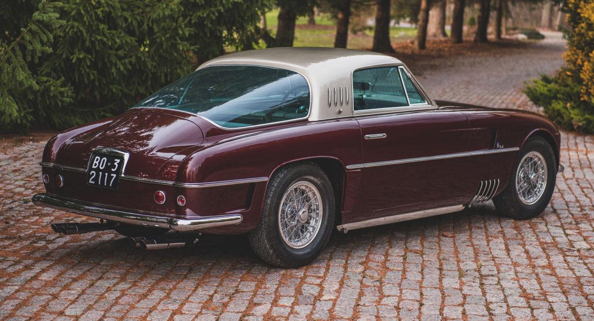 Ferrari 375 America 1954 by Carrozzeria Vignale
